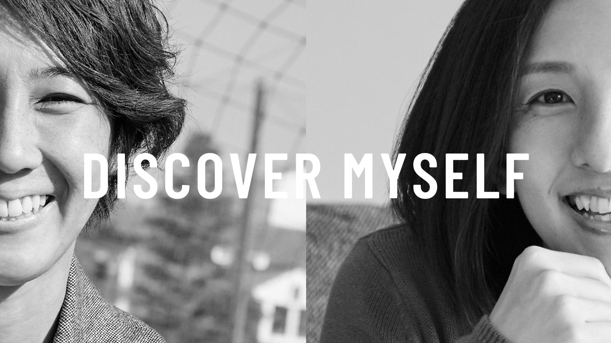 DISCOVER MYSELF